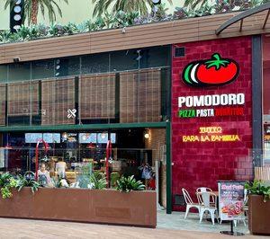 Pomodoro prosigue su crecimiento en el Levante