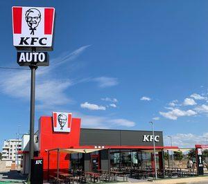 KFC alcanza los 200 restaurantes en España tras realizar diez aperturas en el verano