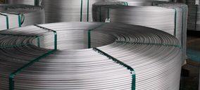 El aluminio toca la cota de los 3.000 $/t