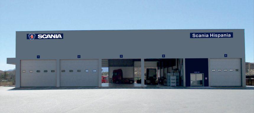 Scania Hispania refuerza su presencia en Almería