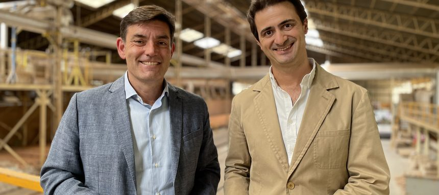 Julio Pascual, nuevo director general de La Paloma Cerámicas