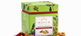 Dos emprendedoras se lanzan a comercializar Mavis, una marca de frutos secos gourmet