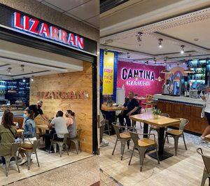 Comess Group recupera presencia en el madrileño C.C. Gran Vía de Hortaleza con la apertura de Lizarran y Cantina Mariachi