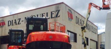 Kiloutou continúa su expansión en España y compra Díaz-Miquelez