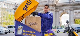 Getir entra en España tras la compra de Blok