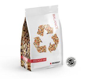 Bobst innova en la reciclabilidad de los envases flexibles para alimentación