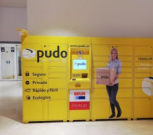 Seur toma una participación en Pudo para el desarrollo de la recogida en lockers