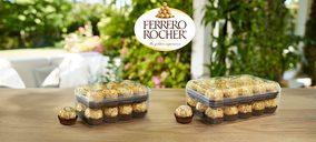 Ferrero Rocher incorpora un envase reciclable y con menor contenido de plástico