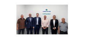 Christeyns gana posiciones en el sector nacional de la higiene profesional con la compra de Eurosanex