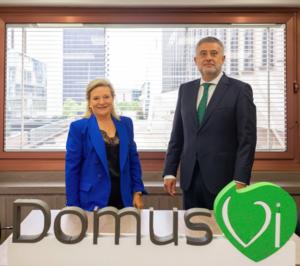 DomusVi nombra como nuevo consejero delegado en España a José María Pena