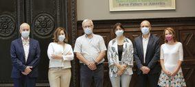 Vithas presenta su proyecto hospitalario al Ayuntamiento de Valencia