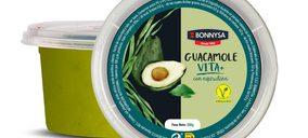 Bonnysa lanza al mercado un nuevo guacamole con espirulina