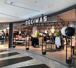 Décimas refuerza su presencia en Madrid con una tienda de 370 m2