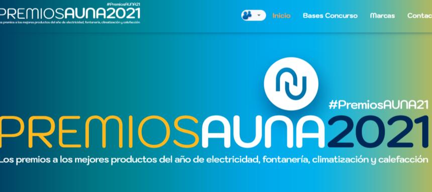 Los Premios Auna 2021 ya tienen finalistas