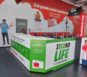 MediaMarkt se alía con Cash Converters para lanzar Second Life