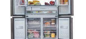 Haier presenta sus nuevos frigoríficos conectados con Inteligencia Artificial