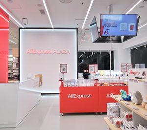 AliExpress prepara su entrada en la zona Sur de España