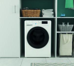 Indesit actualiza sus lavasecadoras Innex con nuevas funciones