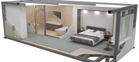 Nevo lanza una habitación industrializada de gran formato para hoteles, residencias y hospitales