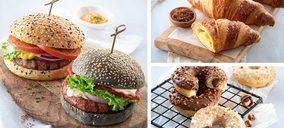 Panes de hamburguesa y Doony's, novedades de Vandemoortele para este otoño