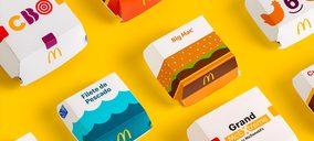 McDonalds renueva y unifica su packaging