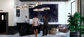 Avanza la construcción un hotel boutique promovido por un fondo estadounidense