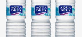 Aquadeus extiende el tapón solidario a un formato de gran rotación para ganar en sostenibilidad