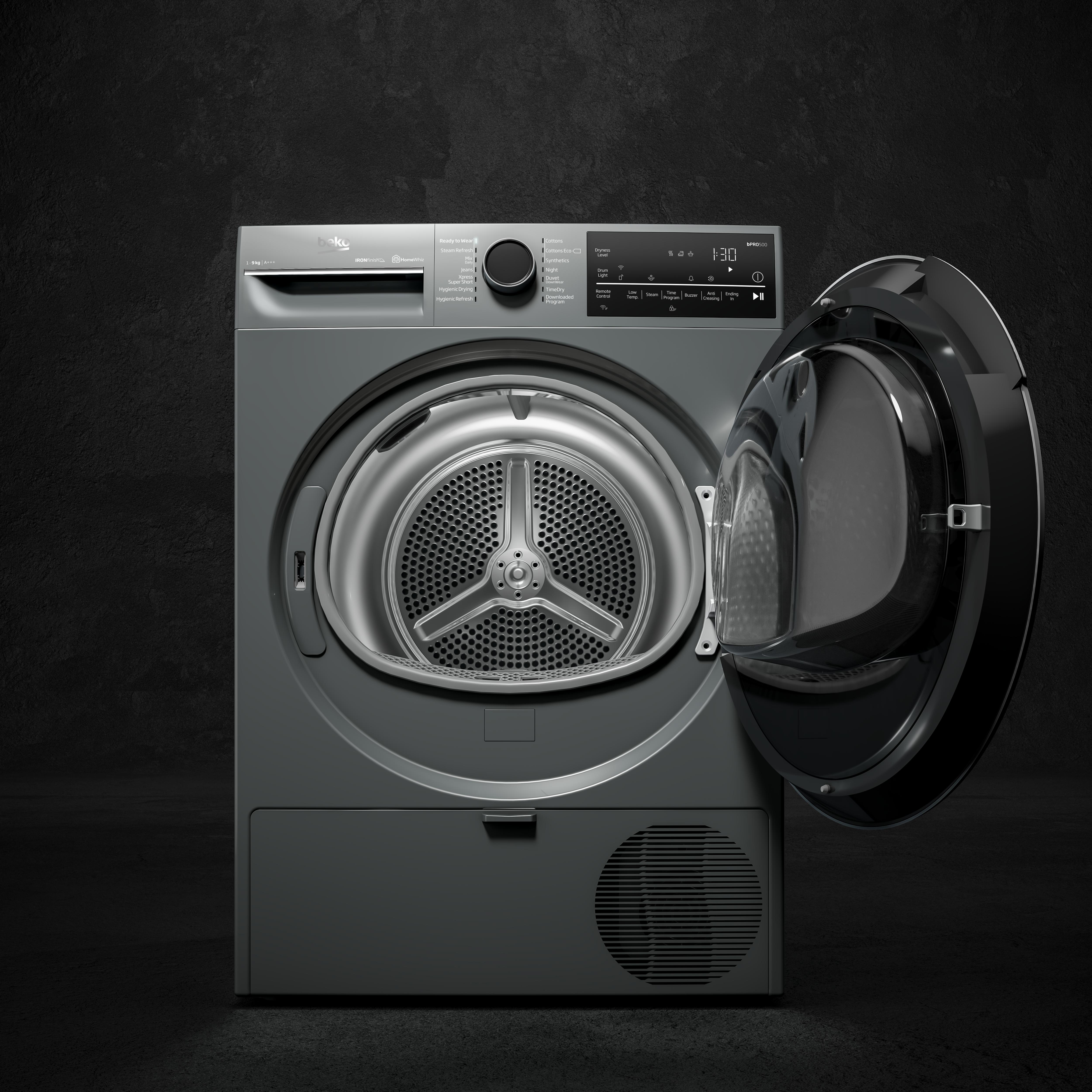 Beko lanza una gama de electrodomésticos fabricados con material reciclado