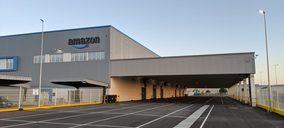 Amazon abre su segundo centro en lo que va de mes