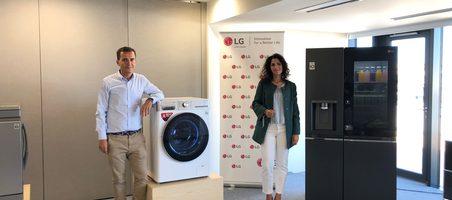 La Gama Blanca despunta como uno de los motores de crecimiento de LG España en 2021