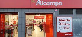 Alcampo lleva a cuatro ciudades la recogida de compra online en supermercados