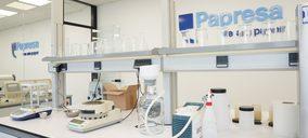 IDM Test equipa el nuevo laboratorio de control de calidad de Papresa
