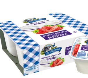La Fageda fortalece su gama de yogures con dos nuevas referencias