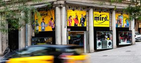 El traspaso de las tiendas de Miró Electrodomésticos a Candelsa, Svan y Zariquiegui, cada vez más cerca