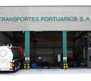 Transportes Portuarios vuelve a crecer gracias a la diversificación
