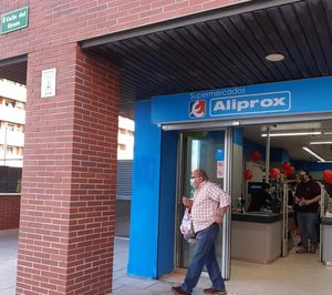 Eroski lleva la enseña Aliprox a Toledo