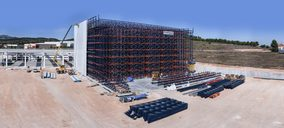 Así será el nuevo centro logístico que prepara Postres Reina