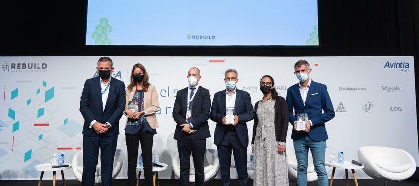 Grupo Avintia premia la labor divulgativa del periodismo en materia de construcción industrializada