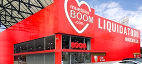 Muebles Boom salva el ejercicio 2020
