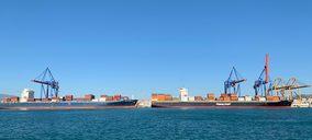 El tráfico portuario del mes de agosto supera las cifras previas a la pandemia
