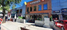Popeyes suma 15 restaurantes operativos en Madrid