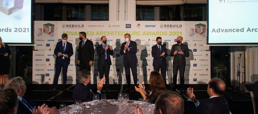 Cerámica La Escandella finalista en los Advanced Architecture Awards 2021
