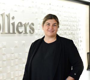 Colliers incorpora a Estefanía Ferrer como directora de Building Consultancy
