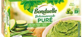 Bonduelle innova con purés de verdura congelados