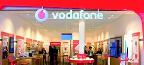 Vodafone propone el cierre de sus tiendas propias en España y el despido de 509 trabajadores
