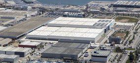 Decathlon inaugura su nuevo almacén continental en Barcelona