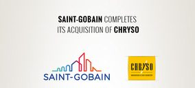 Saint-Gobain completa la adquisición del grupo Chryso y Panofrance