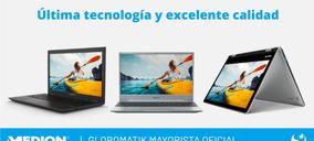 Globomatik distribuirá los ordenadores Medion