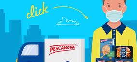 Pescanova abre su tienda online a toda la España peninsular