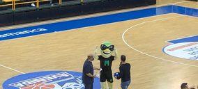 Caslesa renueva su colaboración con el equipo de baloncesto femenino Perfumerías Avenida